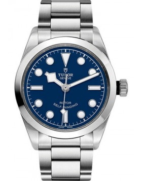 Tudor Heritage Black Bay 36 Blue Dial Watch Replica