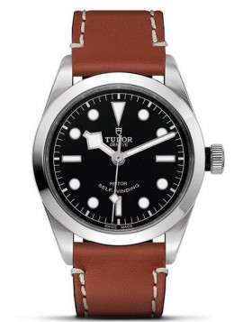 Tudor Heritage Black Bay 36 Black Dial Watch Replica