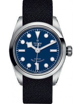 Tudor Heritage Black Bay 32 Blue Dial Watch Replica