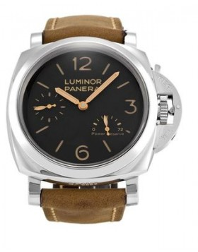 Popular Replica Panerai Luminor 1950 3 Days Power Reserve Acciaio 47mm Mens Watch PAM00423