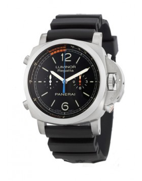 Popular Replica Panerai Luminor 1950 Regatta 3 Days Chrono Flyback Automatic Titanio PAM00526