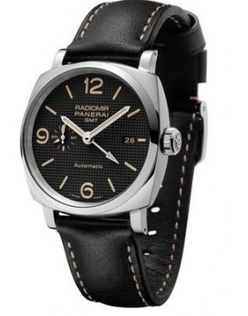 Popular Replica Panerai Radiomir 1940 3 Days GMT Automatic Acciaio 45mm PAM00627