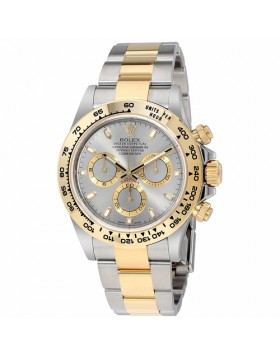 Rolex Cosmograph Daytona Grey Dial Automatic Mens Watch Fake