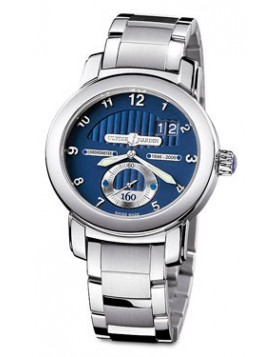 Replica Ulysse Nardin 160th Anniversary Blue Dial Automatic Mens Watch